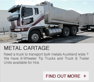 Metal Cartage